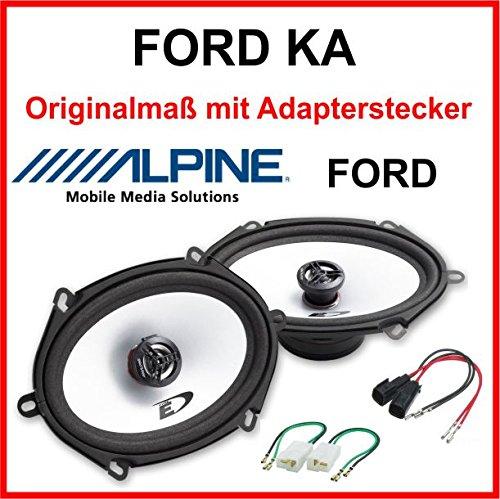für Ford KA / StreetKA Vordere Türen 1996-2008 ()