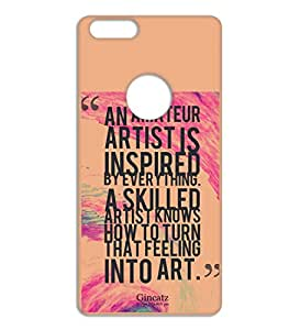 Happoz Artist inspiration into Art Apple iphone 6 plus back case Mobile Phone Back Panel Printed Fancy Pouches Accessories Z455
