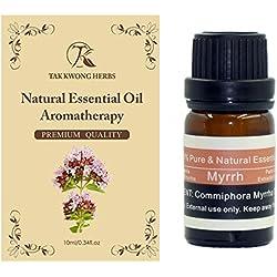 Tkh puro olio essenziale di maggiorana 10ml olio aromaterapia grade terapeutica rilassamento