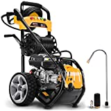Wilks Genuine USA TX750i Petrol Pressure Washer - 8.0HP 3950psi / 272Bar