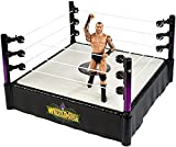 WWE FMH82 Wrestle Mania 14 Inch Ring With Randy Orton Figure