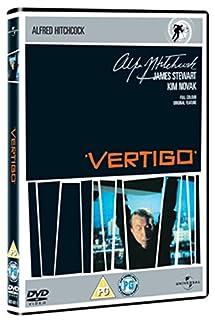Vertigo [DVD] (B00004RCOE)   Amazon price tracker / tracking, Amazon price history charts, Amazon price watches, Amazon price drop alerts