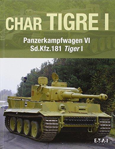 Char Tigre Panzerkampfwagen VI SD. KFZ. 181 Tiger I par David Fletcher