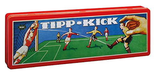 Tipp Kick 000015 - Retro Eition in Metallverpackung (Sport Tischkicker Classic)