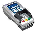 mobiles EC Kartengerät VX680 WLAN (WiFi® 802.11b/g), inklusive NFC Leser für kontaktloses Bezahlen, Thermodrucker, Farb Touch Display, Grafikfähig, betriebsbereit konfiguriert