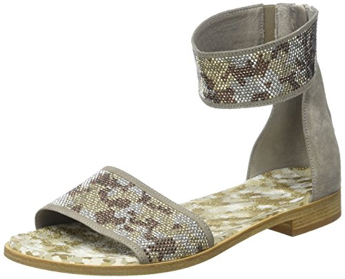 The Fruit Company 3862, Zoccoli Donna Beige (Beige)