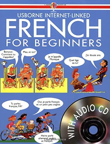 Usborne Internet-Linked French for Beginners with