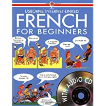 Usborne Internet-Linked French for Beginners with CD