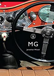 MG (Shire Library) by Jonathan Wood (2008-09-23)