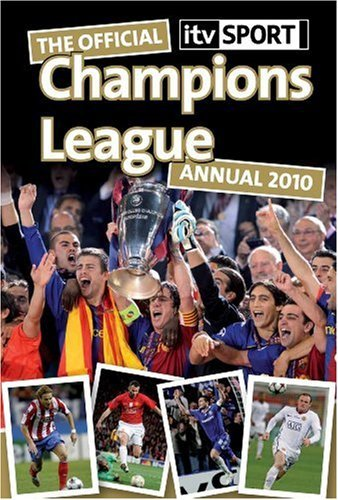 Official Champions League 2010 Annual by Pete Oliver (2009-10-01)
