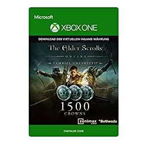 The Elder Scrolls Online Tamriel Unlimited Edition 1.500 Kronen [Xbox One – Download Code]
