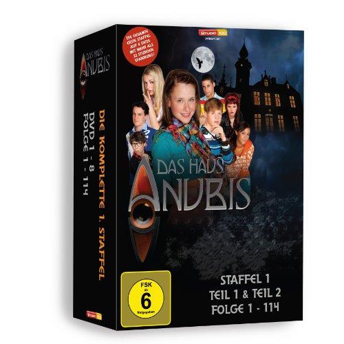 Staffel 1, Episoden 1-114 (8 DVDs)