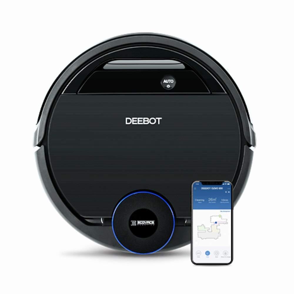Ecovacs Deebot OZMO 930 Saugroboter, Wischroboter (Alexa- und App)