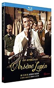 Les aventures d'Arsène Lupin [Blu-ray]