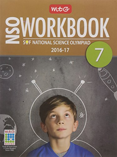 MTG National Science Olympiad (NSO) Work Book - Class 7