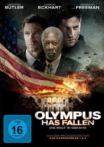 Universum Film GmbH Olympus Has Fallen - Die Welt in Gefahr