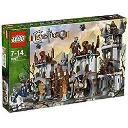 Lego Castle: Trolls' Mountain Fortress Set 7097