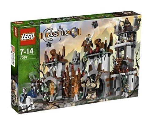 LEGO Castle 7097 - Bergfestung der Trolle (Lego Burgen)