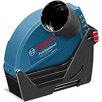 Bosch Professional 1600A003DJ GDE 125 EA-T Absaughaube, 125 mm Trennscheiben-Ø, 25 mm max. Schnitttiefe, werkzeuglose Montage, 300 g