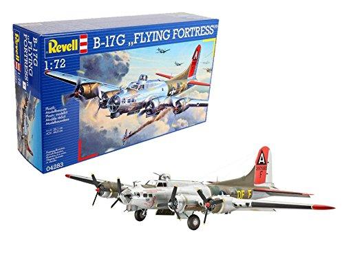 Revell Modellbausatz Flugzeug 1:72 - B-17G