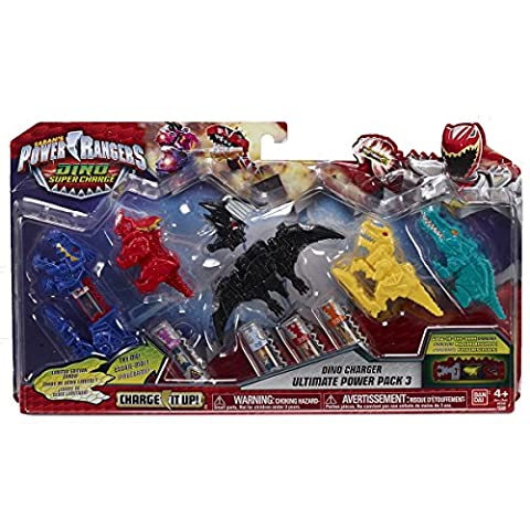 Power rangers Dino charger Ultimate pack (5 dino chargers)