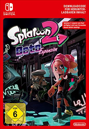 splatoon 2 octo expansion dlc switch download code - fortnite freigabedatum