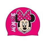 Minnie Mouse–Cappello per bagno di silicone (Arditex wd8317)