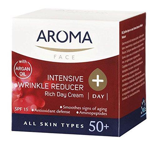Aroma Intense Crème de Jour Anti-Rides SPF 15