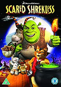 Scared Shrekless: Spooky Story Collection (DVD) [2018]