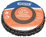Draper 77885 - Muela de cubeta (tamaño: 115mm)