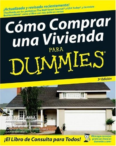 Como Comprar una Vivienda Para Dummies