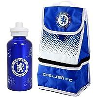 Chelsea verblasst Design Lunch Bag und Aluminium Signatur Wasser Flasche Combo preisvergleich bei kinderzimmerdekopreise.eu
