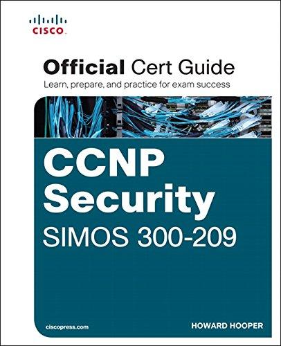 CCNP Security SIMOS 300-209 Official Cert Guide (Certification Guide) por Natalie Timms