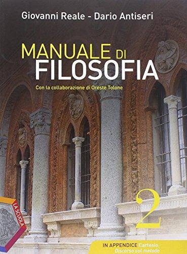 Manuale di filosofia. Ediz. plus. Per i Licei. Con DVD. Con e-book. Con espansione online: 2