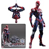 Square Enix Marvel Comics: Variant Play Arts Kai Spider-Man Action Figure by Spider-Man