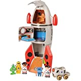 #7: Space Mission Rocket Ship w/ sounds and more