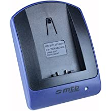 Caricabatteria USB (senza cavo/adattatori) per CGA-S006 / Panasonic Lumix DMC-FZ7 FZ8 FZ18 FZ28 FZ30 FZ35 FZ38 FZ50