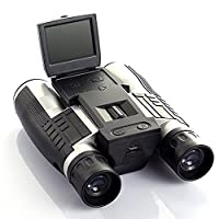 IFLYING 720P Digital Camera Binoculars Camera with 2 Inch LCD Screen