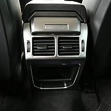 Uscita aria condizionata per auto accessori interni Rear Vent copertura telaio Trim sticker