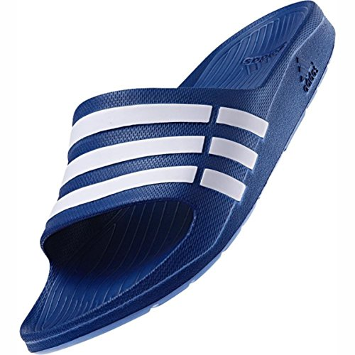 Adidas Duramo Diapositiva Unisex-adulto Doccia E Scarpe Da Bagno Power Blue
