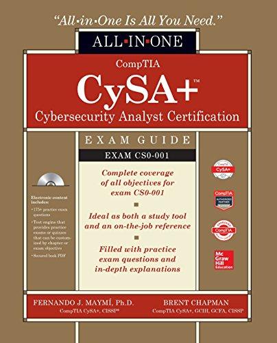 CompTIA CySA+ Cybersecurity Analyst Certification All-in-One Exam Guide (Exam CS0-001) por Fernando Maymi