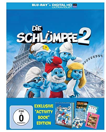 Die Schlümpfe 2 - Digibook [Blu-ray]