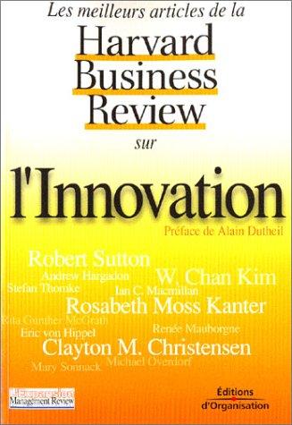 Les meilleurs articles de la Harvard Business Review sur l'innovation