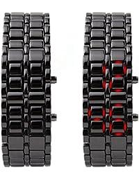 3c098b806996 Reloj de pulsera estilo lava