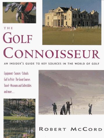 Golf Connoisseur por Robert McCord