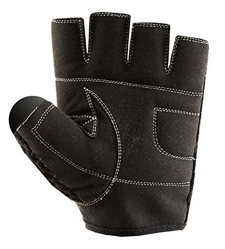 C.P. Sports Trainings Fitness Handschuh Klassik, Schwarz/Weiß, XXL, 38584 - 4