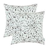 Best Pillowcase Modern Fantasy Sofas - Pack of 2 CaliTime Cozy Fleece Throw Pillow Review