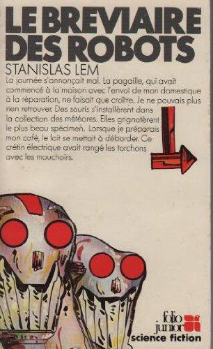 Le breviaire des robots par Lem S