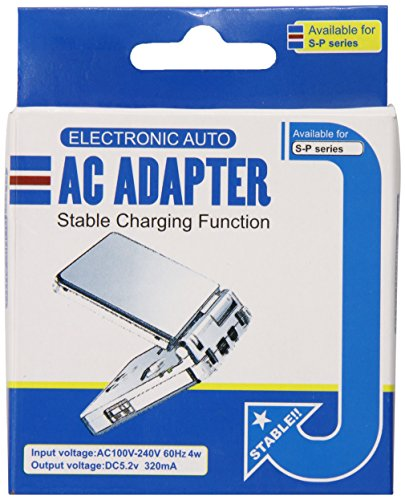 DS, Game Boy Advance SP Rapid Home Travel Charger with IC Chip by GEN Rapid-ic-chip
