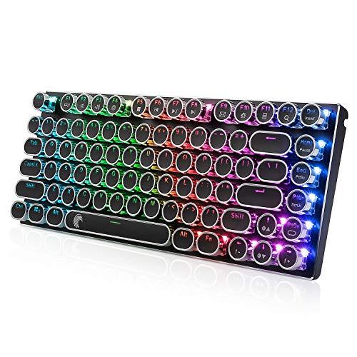Z-88 Retro RGB Mechanische Tastatur E-Element Vintage